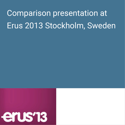 erus13 prostate surgery comparison