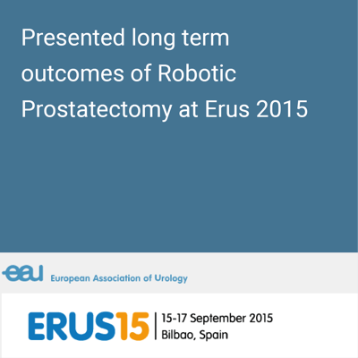 robotic prostatectomy